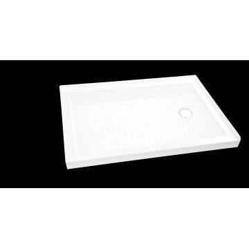 Rectangle (left) Acrylic Shower Tray