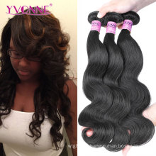 Best Selling Unverarbeitete Körperwelle Virgin Brazilian Hair