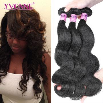 Best Selling Unprocessed Body Wave Virgin Brazilian Hair