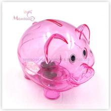 Tirelire de porc (taille: 12 * 10 * 10cm)