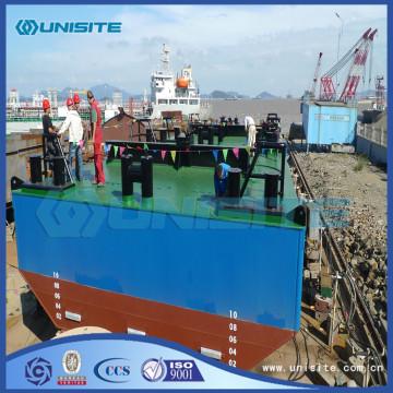 Flotadores marinos flotantes para la construcción de dragado