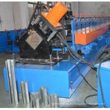 Rodillo de la serie de la placa del soporte de la carga que forma la máquina vertical del canal de la máquina