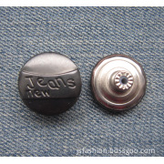 High Quality Fashion Denim Jean Buttons/ Shank Button for Jeanswear Js-134-DC