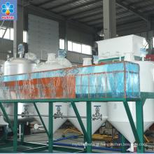 30-50TPD alta qualidade palmiste planta de refino de petróleo