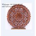 handgefertigte Wandbehang aus Holz geschnitzte Wandverkleidung aus Holz Drachen Bild geschnitzt Holz Handwerk