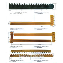 Caminhão Escalator Camber Frame / Step Frame