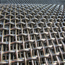 Malla de cerdo de alambre prensado de acero inoxidable