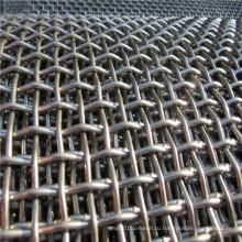 Нержавеющая сталь гофрированные проволочной сетки свиньи