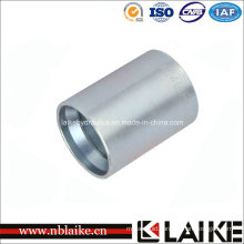 Stainless Steel Clamp Ferrule for 4sp, 4sh Hose (00400)