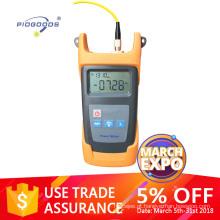 Medidor de potência óptica PG-OPM520, testador de fibra óptica