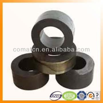 núcleo em forma de anel de indutor mútuo com silício CRGO de aço