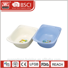 Hot sale plastic tubs for baby/ baby tub (32L)/baby tub