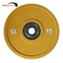 Wholesale Exercise Bumper Bumper Plates Set