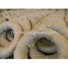 Alambre de acero galvanizado con bajo contenido de carbono (fabricante)