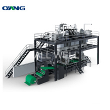 Eco-friendly Professional Non Woven Production Line Machine, PP Non Woven Fabric Production Line