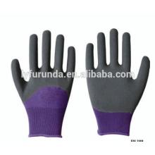 13 Nylon-Handschuhe mit Nitril beschichtet