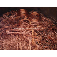 Copper Scrap Wire 99.9%