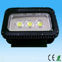 El precio bajo impermeable 100-240v 12-24v llevó la luz de inundación llevada al aire libre 150w