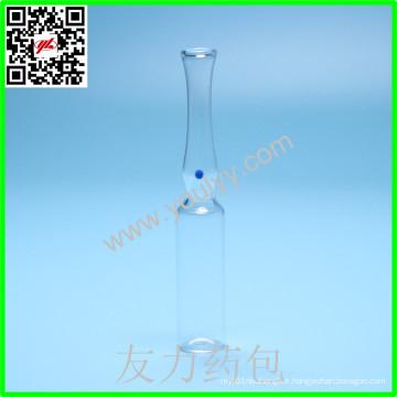 Ampule en verre