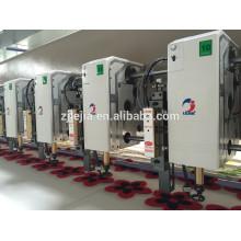Machine de broderie chenille automatique automatique à 8 têtes avec double paillettes