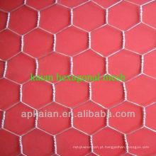 2inch galvanizado malha de arame hexagonal