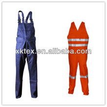 100% Cotton firepfoof and anti-staic bib overalls