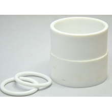 Wholesale PTFE Semi-Product Tube by CNC Machine Raw Material