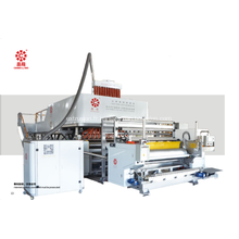 Machine de film étirable LLDPE entièrement automatique, largeur 2000 mm