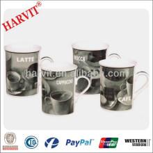 Latte Mocca Cappuccino Espresso Cafe Coffee Ceramics Mug Cup Chine Fabricant