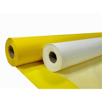 Сетка желтого цвета 100T