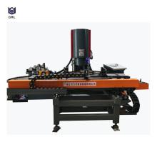CNC Metal Plate Hydraulic Angle Puching Shearing Machine
