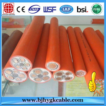 Fire Proof MultiCore Inorganic Mineral Isolated Copper Cable