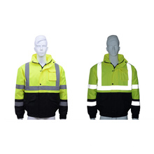 High Visibility Reflective Safety Jacket with En471 (DFJ086)