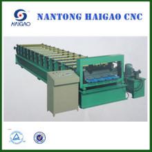 Cor de aço formando máquina de impressão / teto folhas de zinco