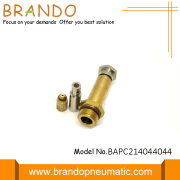 2/2 Way Kuningan Warna Solenoid Stem Valve