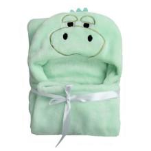последний ребенок с капюшоном полотенце для малыша