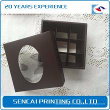 Sencai элегантный бумажная коробка упаковки торт
