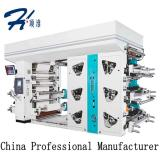 Multi Color High Speed Flexo Printing Machine for Roll Paper Plastic Film Non Woven Fabric