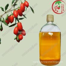 Aceite orgánico de semillas de bayas de Goji / aceite wolfberry