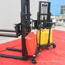 Elektrischer Gabelstapler 1ton 1.6m halb