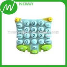 Gute Qualität OEM & ODM leitfähige Gummi-Tastatur in Xiamen