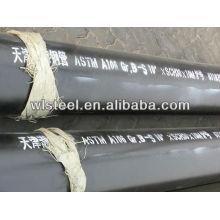 api5l psl1/2 X70 galvanized corrugated culvert pipe price