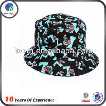 custom floral fabric bucket hat pattern