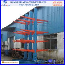 Популярное использование в складских помещениях Q235 Консольные стойки