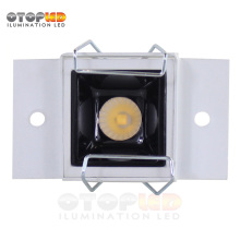 Randloze LED-spot 2W Cree LED-chip