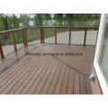 Eco-Friendly WPC (Wood Plastic Composite) Decking