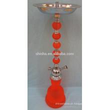 hookah shisha de cor laranja popular de tamanho grande