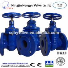 Ductile Iron shut off valve gate valve PN16