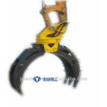 JCM JCM924 hydraulic grapple, excavator attachment grapple,wood log grapple