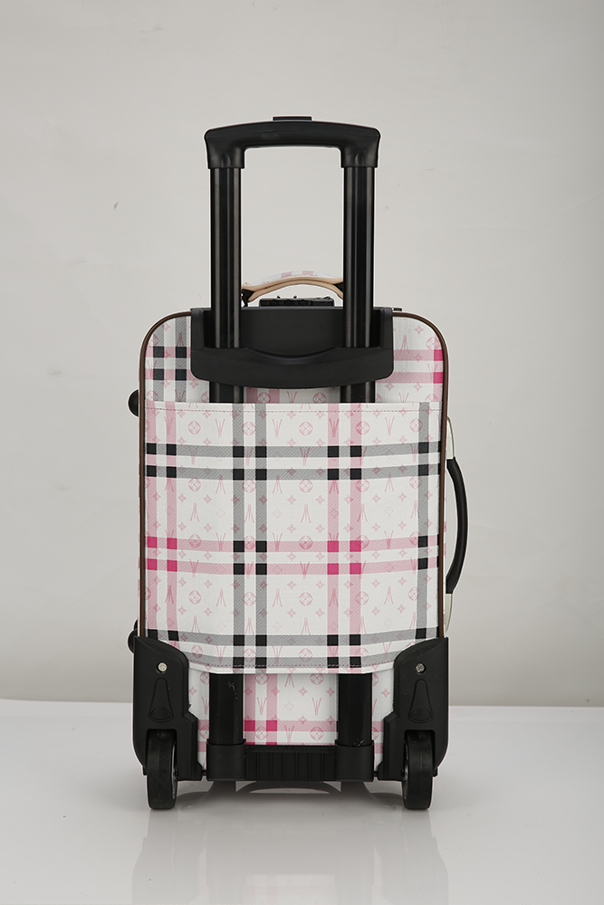Women's Oxford Luggage Trolley